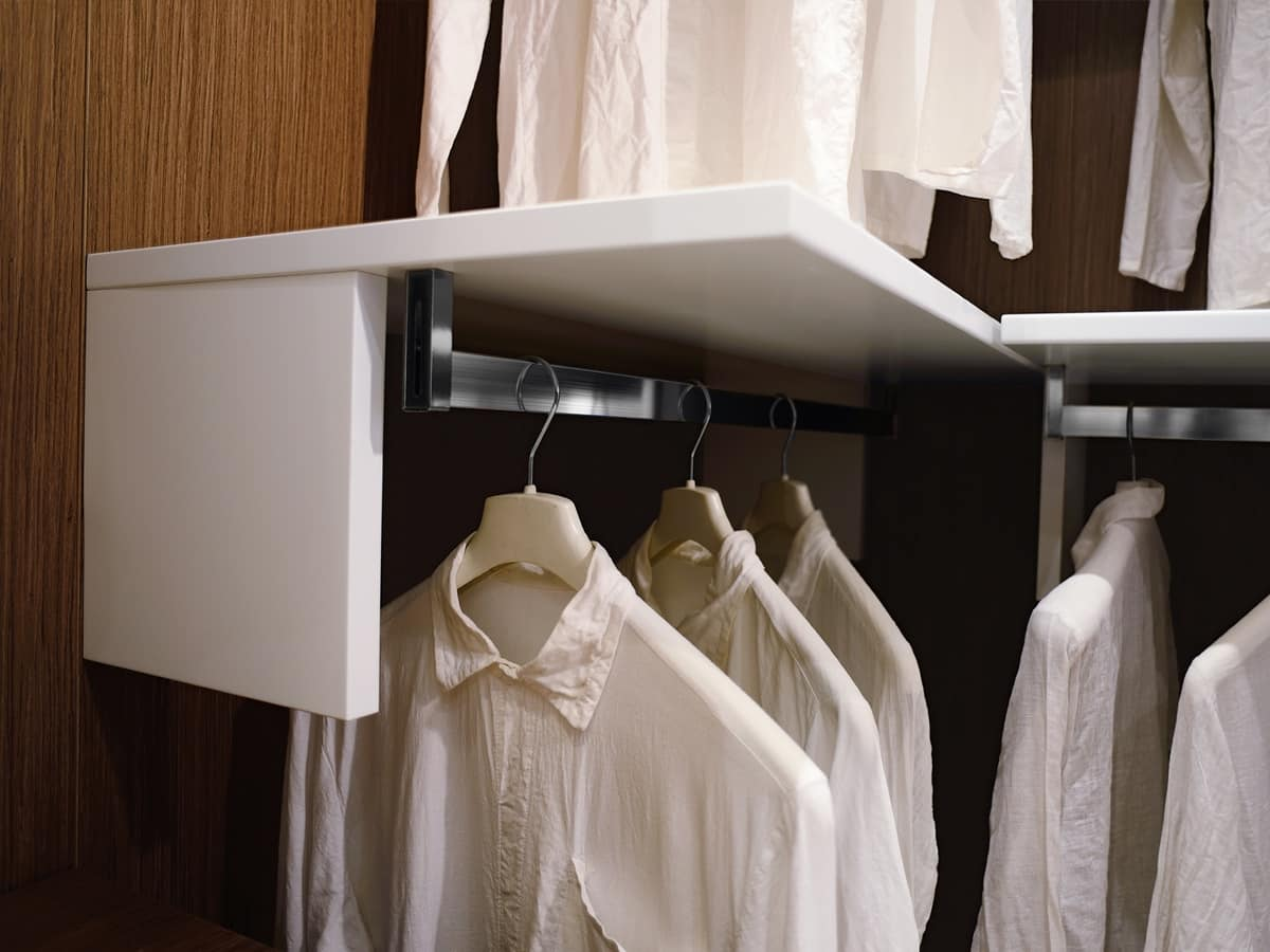Closet Keep Up 01, Modular and practical walk-in closet, for residential villas