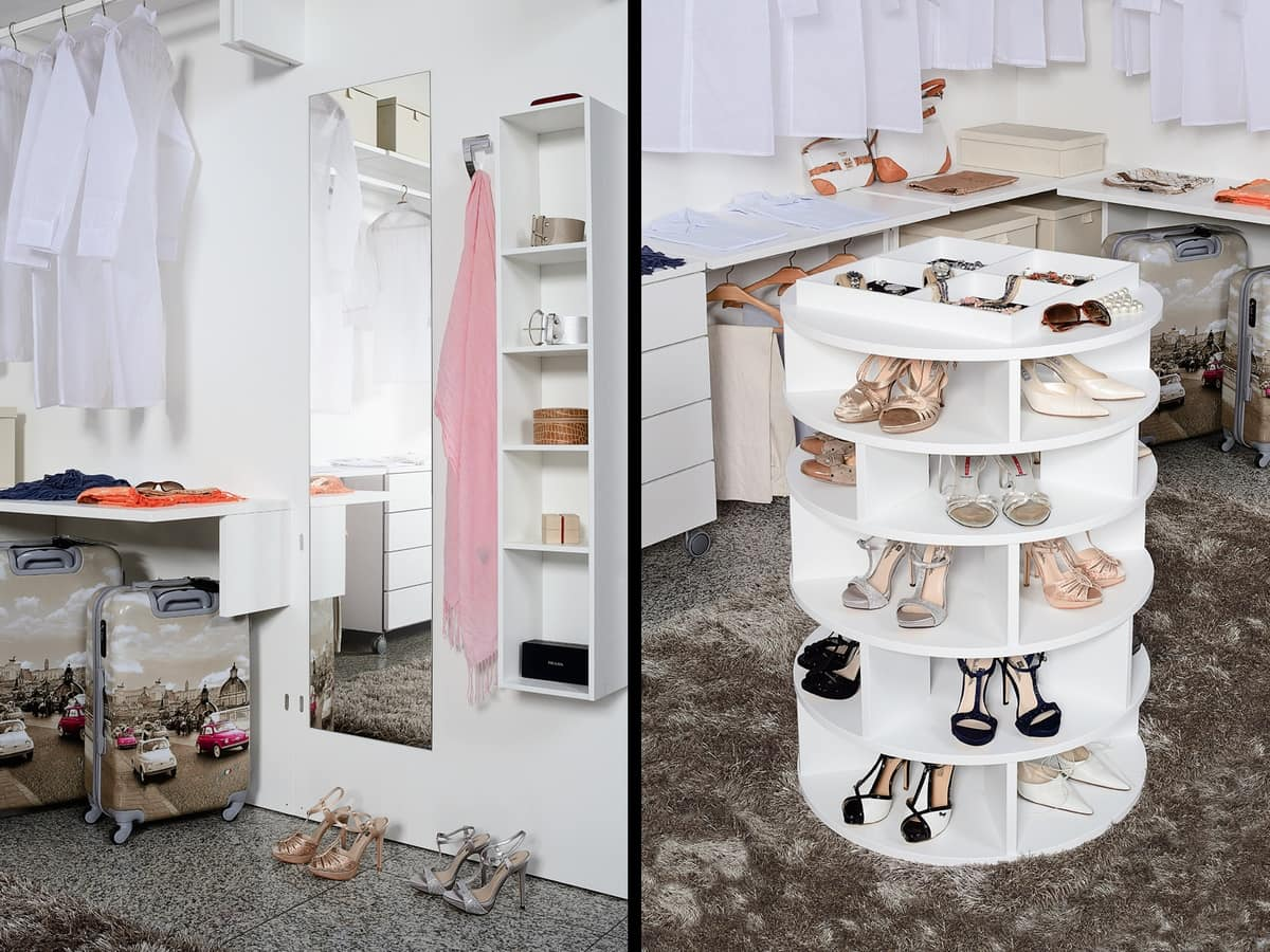 Closet Keep Up 11, Elegant and functional wardrobe, for hotels