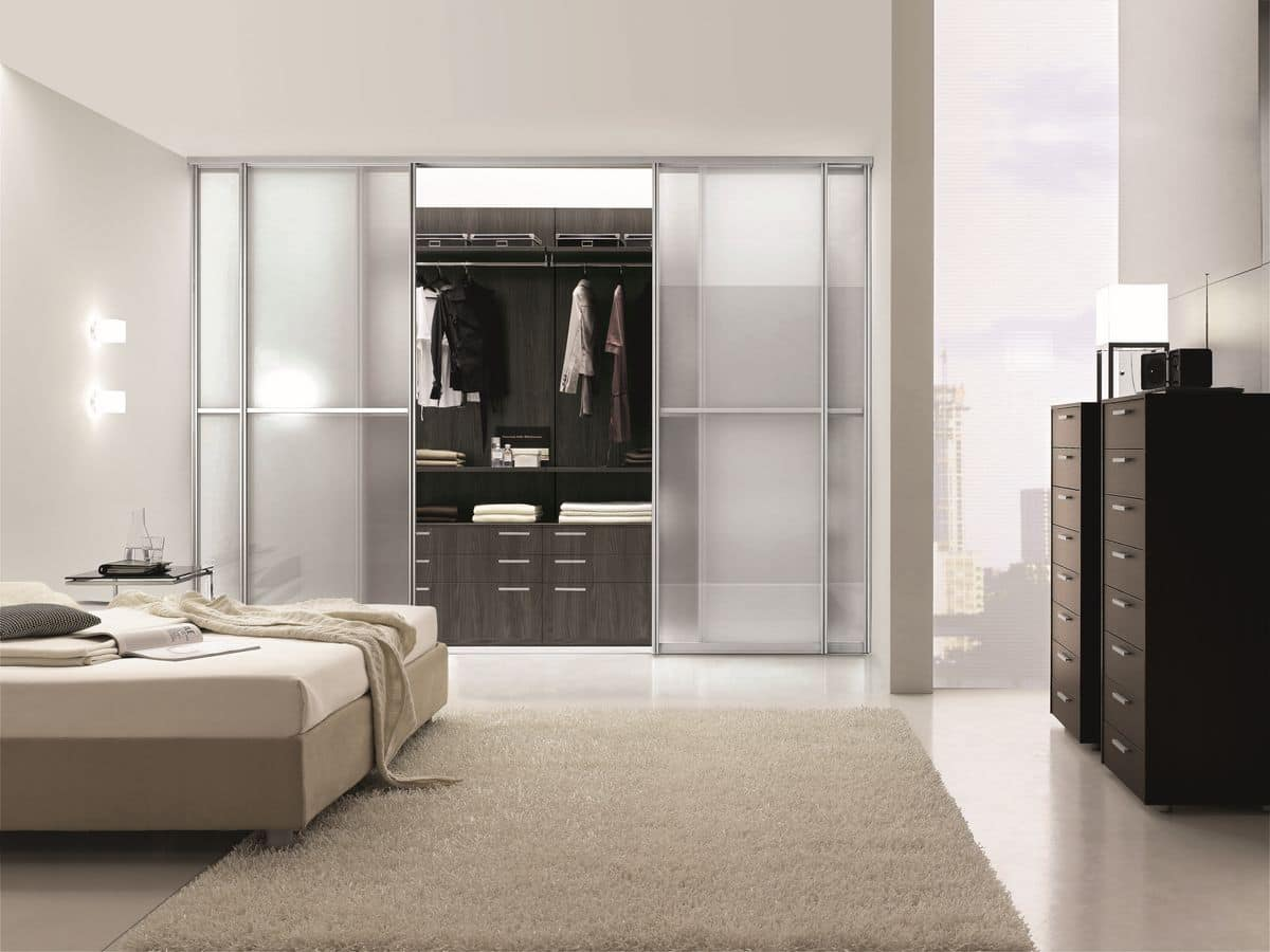 . Walk in closet ideal for modern bedrooms   IDFdesign