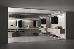 Pianca Spa, Walkin closets