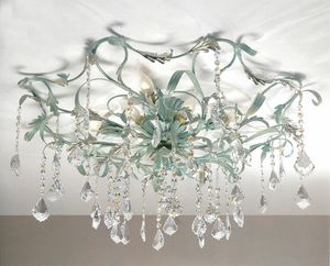 90404/VA, Elegant ceiling light with pendants