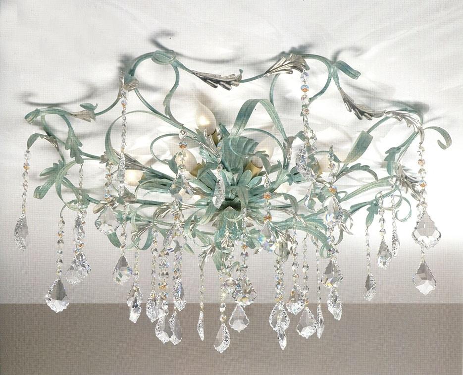 90404/VA, Elegant ceiling light with pendants