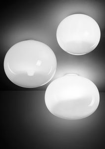 Aria, Ceiling lamps in the shape of a flattened sphere