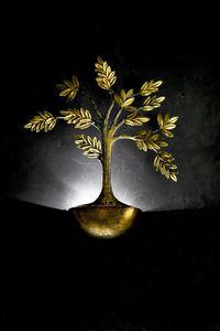 Art. 2094-01-00, Tree-shaped wall lamp