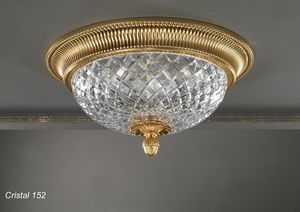Art. CRISTAL 152, Elegant ceiling light with a classic design