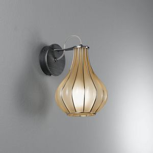 Auriga Rb403-020, Murano glass wall lamp
