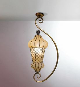 Baba Mc105-060, Ceiling lamp with a Middle Eastern taste