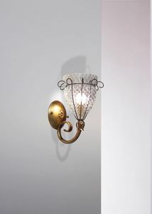 Canale Mb115-015, Classic Baloton crystal wall lamp