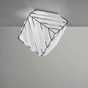 Dado Rc431-030, Ceiling lamp in cube-shaped glass
