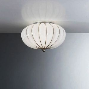 Giove Rc121-014, Murano blown glass ceiling light
