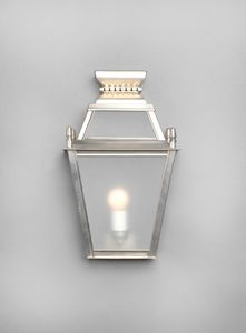JOLIE GL3026WA-1, Outdoor wall lamp in brass
