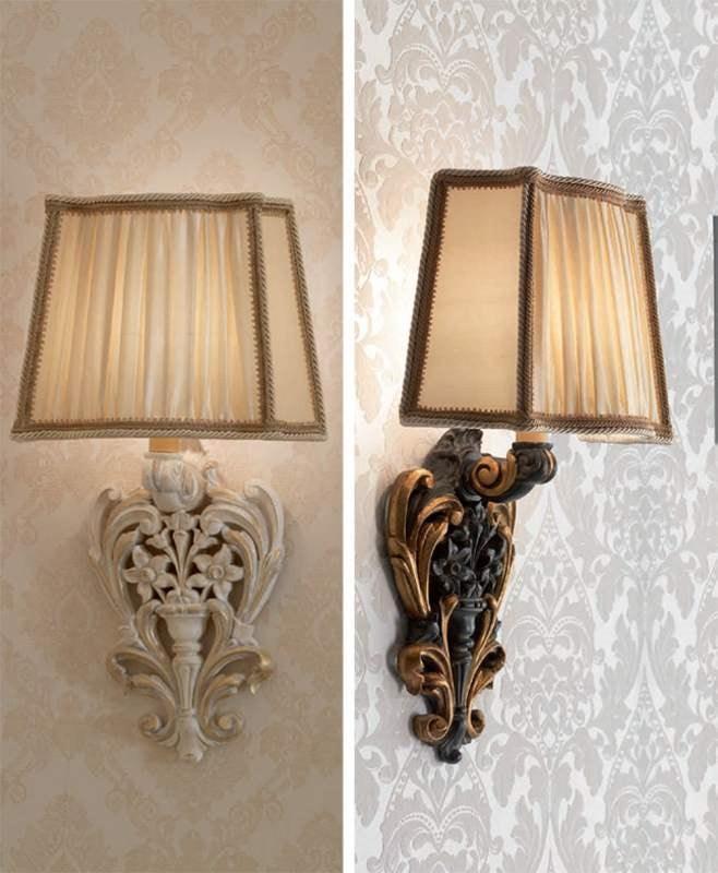 Luigi XVI Art. AP01/VSIN01/L32, Classic design wall light