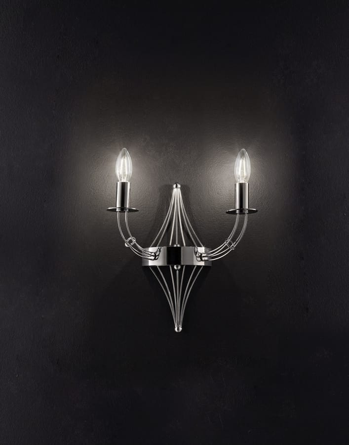 RIALTO L 32, Wall lamp in the shape of a candle
