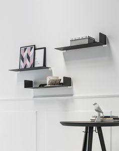 ART. 0068 HYLDE, Shelves in painted metal