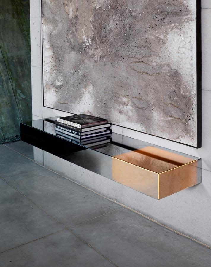 Fiammetta 419, Mirror console shelf