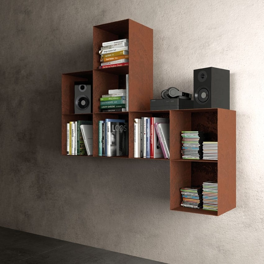 M24, Modular solution of wall holders