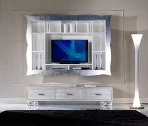 Allegra Living, TV stand furniture for living room
