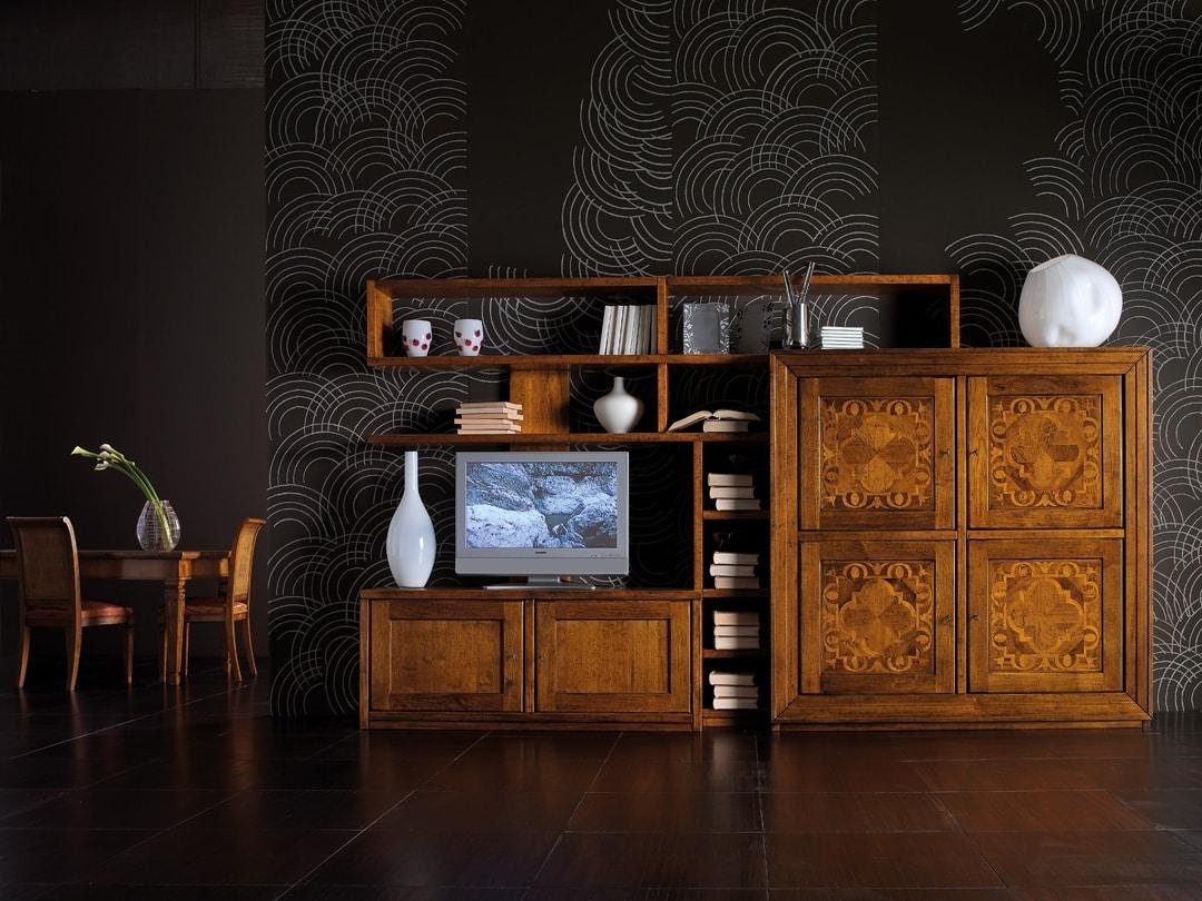 Ca' Venier Art. CV1003, Modular furniture for living room