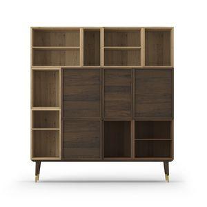 Cabinet Coco 013, Living room furniture in oak
