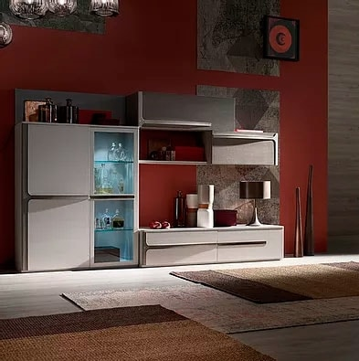 Cleo comp. CL2, Modular furniture for living area