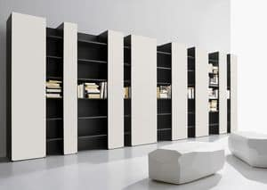 Modular systems and storage walls