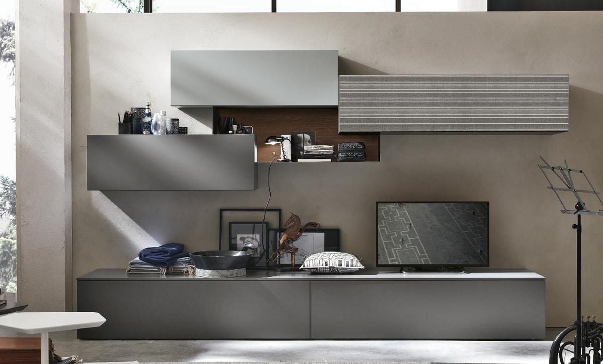Comp. A069, Modern furniture for living room