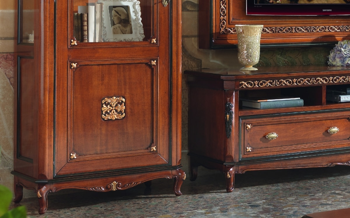 Cortina, Classic style living room furniture