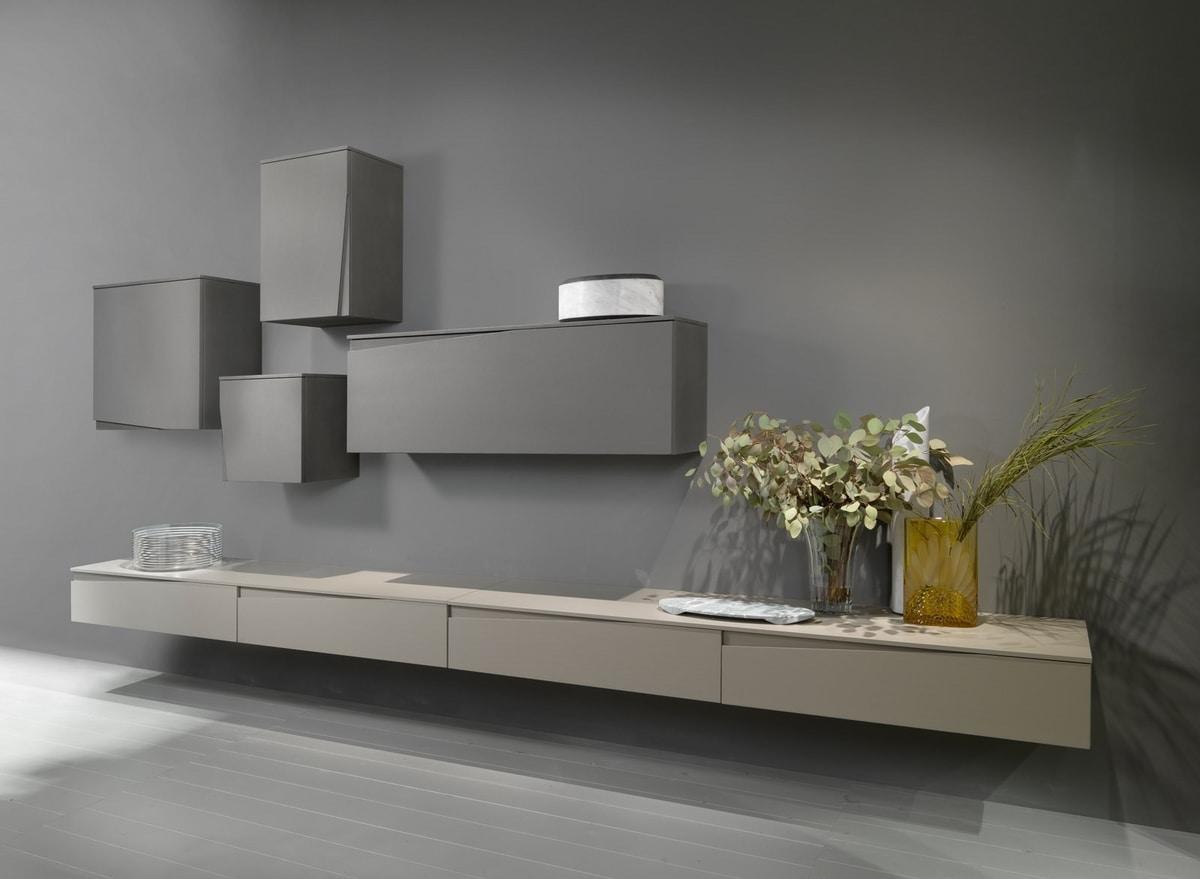 DAY comp.02, Modular living room furniture