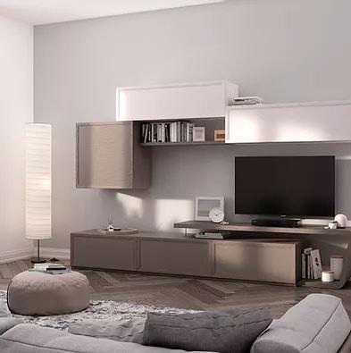 Desi comp. 67D14, Modular living room furniture