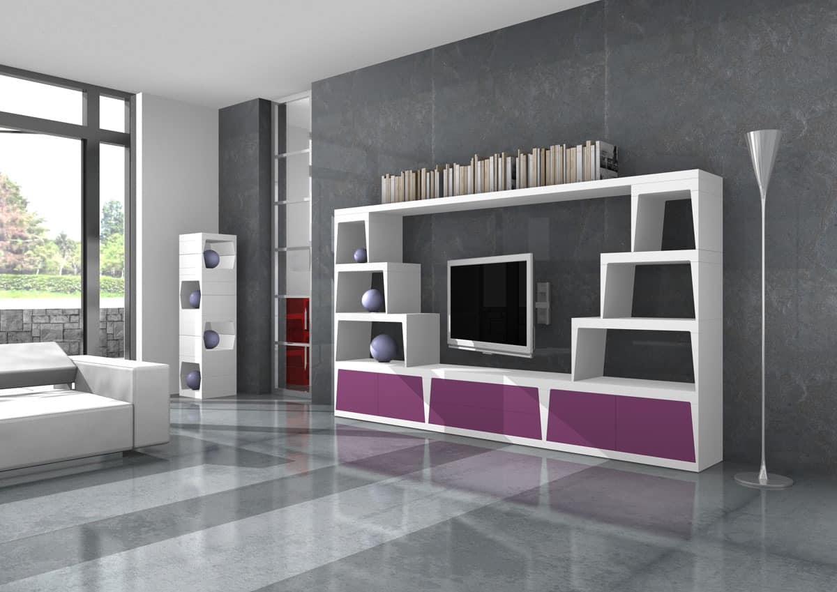 Egon, Design TV stand for your trendy lounge