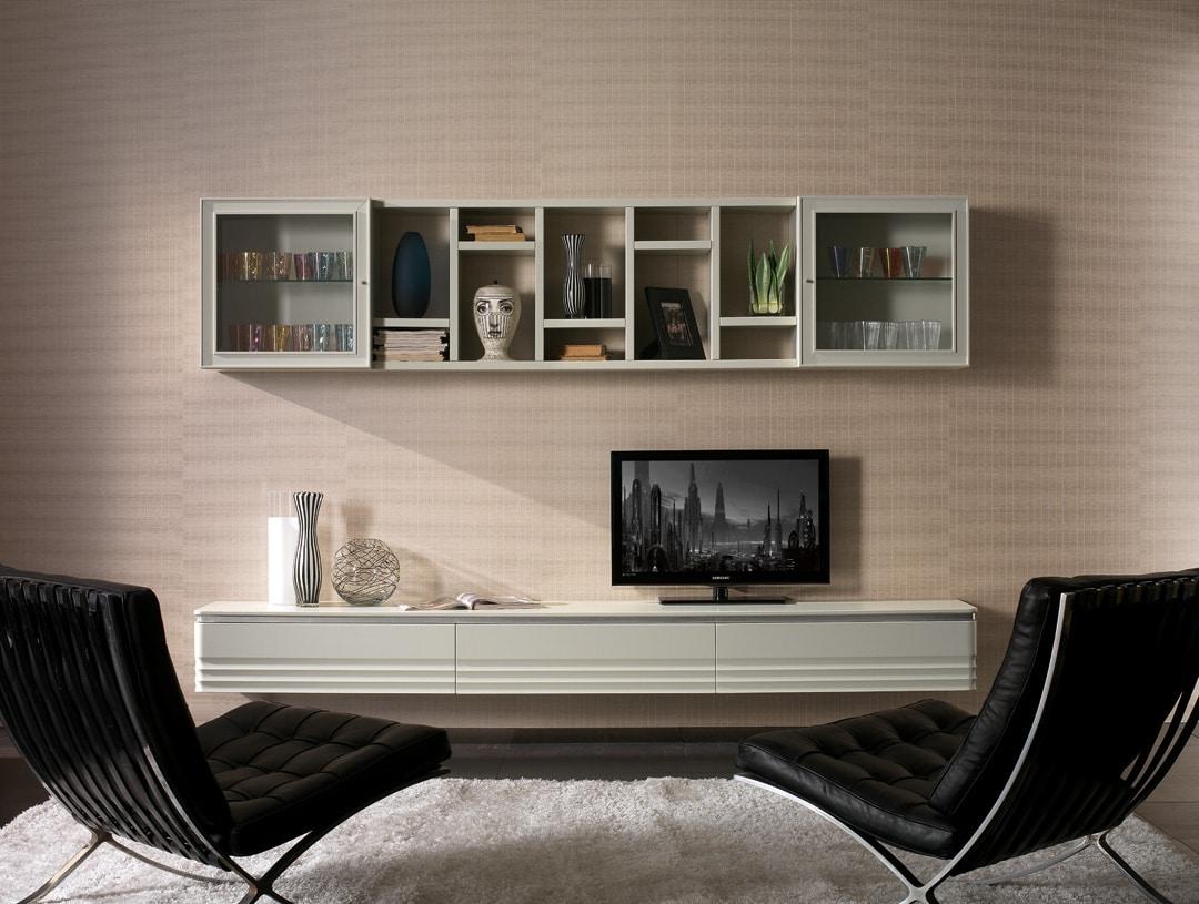 Elettra Art. EL1020, Wall cabinet for living room