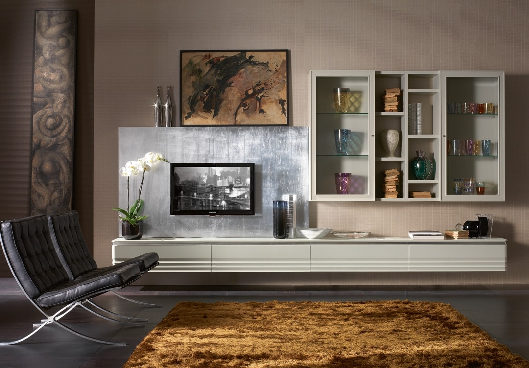 Elettra Art. EL1028, Modular living room furniture system