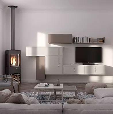 Flor comp. 47 F02, Furniture for living area