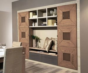 Gaia 120, Modular furniture for living room