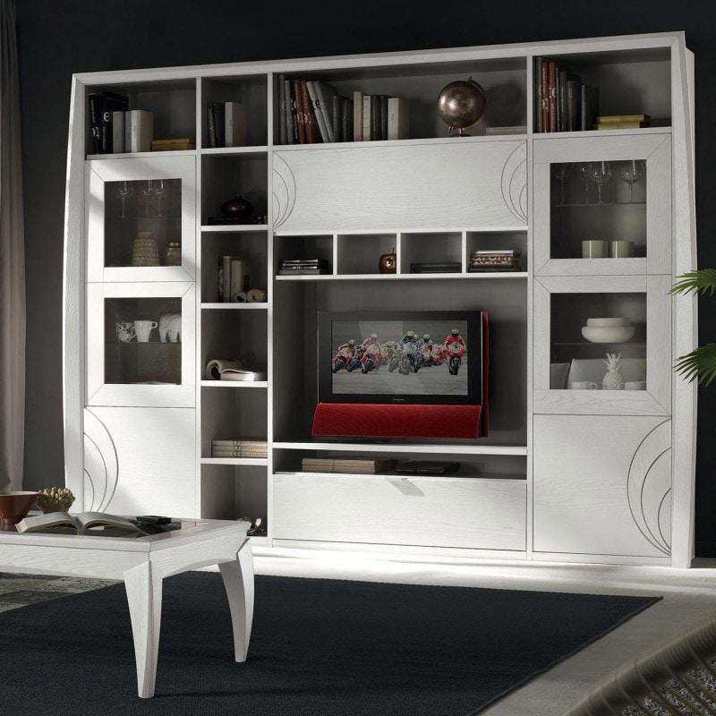 Luna LUNA5035, Modular cabinet for living room