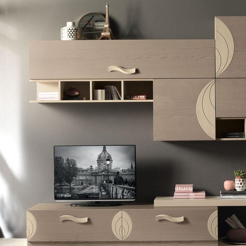 Luna LUNA5060, Living room furniture with refined details