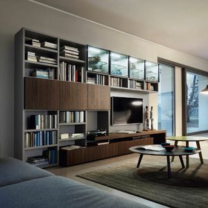 Modo M5C59, Bookcase with TV stand