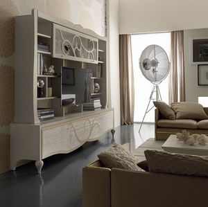 New Age Art. NA007, Living room furniture with flap door