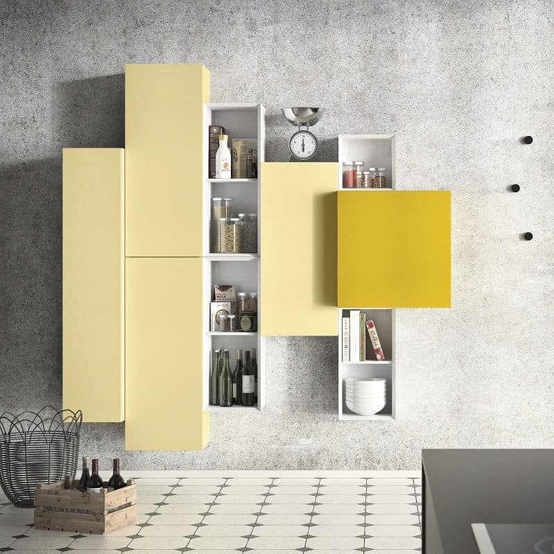Modular design furniture for modern lounge | IDFdesign