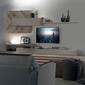 Spazio Contemporaneo SPAZ02, Modular living room furniture