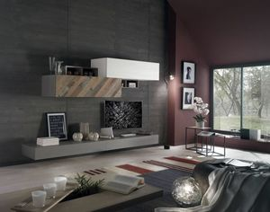 Spazio Contemporaneo SPAZ11, Furniture for modern living room