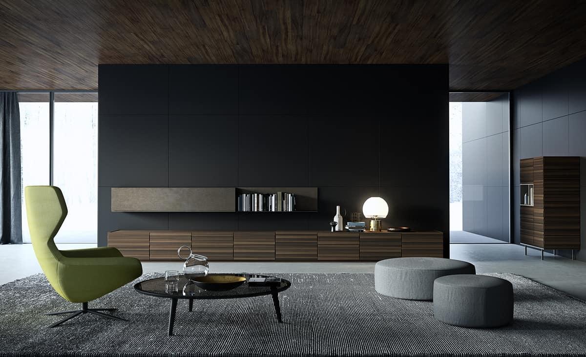 Low Cabinet For Living Room Modular Idfdesign