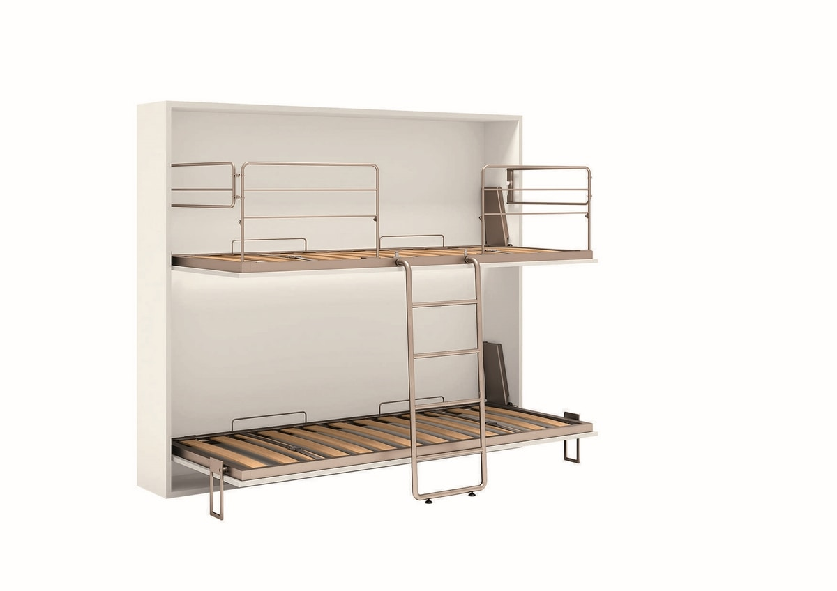 Surf LC442, Living room furniture with hidden bunk bed