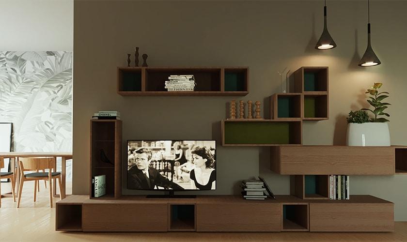 Swing FS3614104, Modular furniture for living room