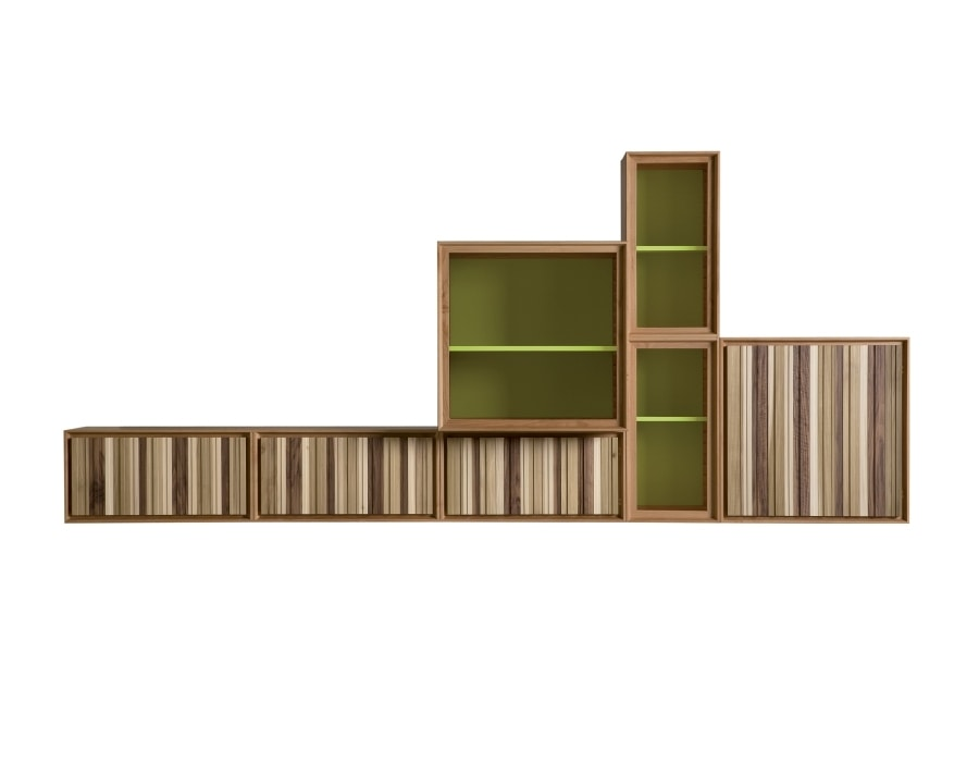 Zero FS3410324, Equipped wall for living room