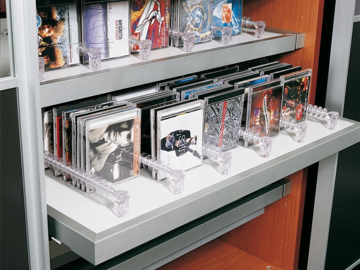 Internal Equipment 09, Wardrobe with accessories, for modern villas