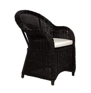 Wapiti 4319, Wooven armchair for garden and patio