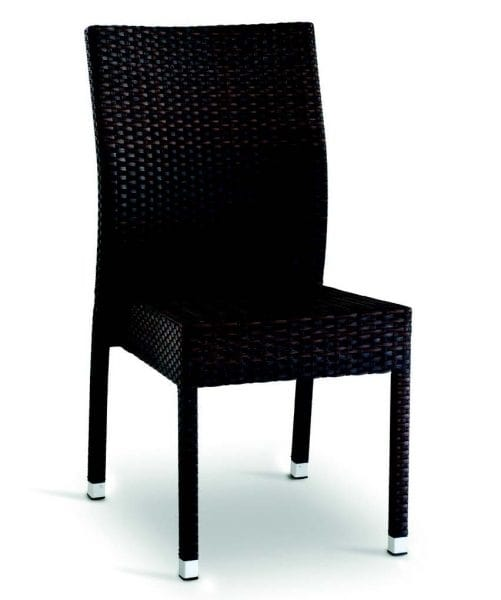 9406 Aida Woven Chair For Outdoor Bars And Restaurants