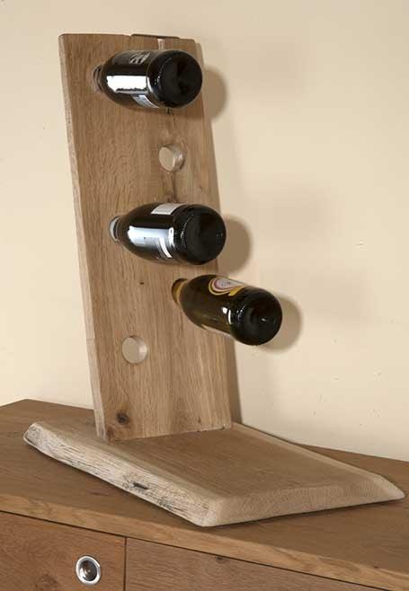 Art. 408, Wooden bottle rack