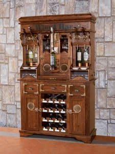 Art. 540, Wine-bar furnishing, for Wine cellars
